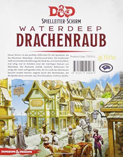 Dungeon Master's Screen - Drachenraub