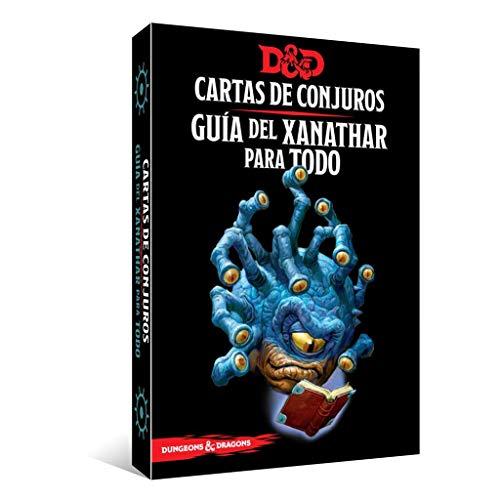 Dungeons & Dragons Cartas de conjuros: Guía del Xanathar para Todo, Color (EEWCDD84)