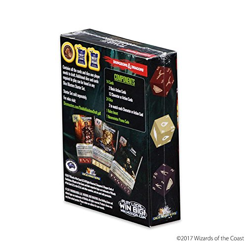 DUNGEONS & DRAGONS DICE MASTERS: TOMB OF ANNIHILATION - Single Pack
