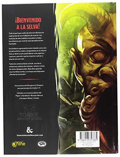 Dungeons & Dragons-La Tumba de la Aniquilación (Edge Entertainment 1)