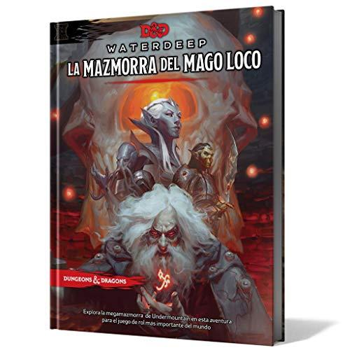 Dungeons & Dragons Waterdeep: La Mazmorra del Mago Loco, Color eewcdd09