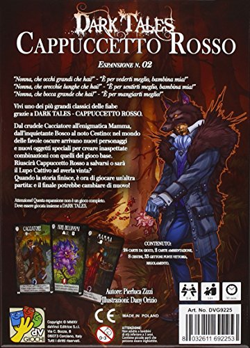 DV Juegos DVG9225 - Dark Tales Caperucita Roja
