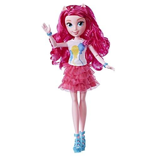 e0663es0Equestria Girls My Little Pony Pinkie Pie Estilo Clásico muñeca , color/modelo surtido