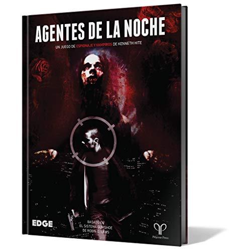 Edge Entertainment- Agentes de la Noche - español, Color (EEPPNB01)