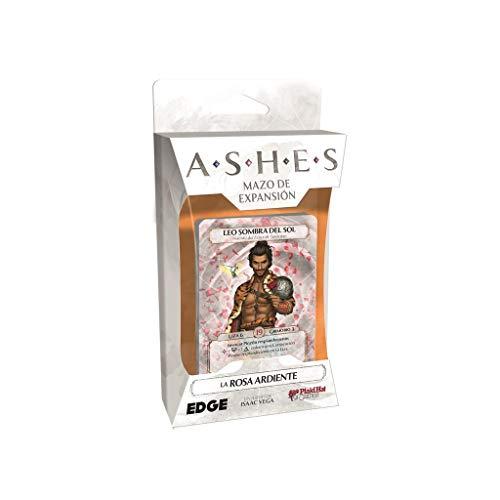 Edge Entertainment- Ashes, Nacidos del Fenix - Expansión La Rosa Ardiente - Español, Color (EDGASH04)