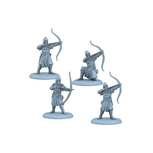 Edge Entertainment- CdHyF el Juego de miniaturas: Arqueros Stark, Color (EECMSI16) , color/modelo surtido