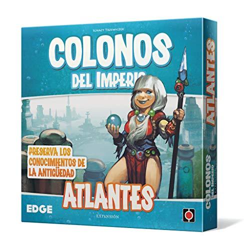 Edge Entertainment Colonos del Imperio - Atlantes EDGIS03