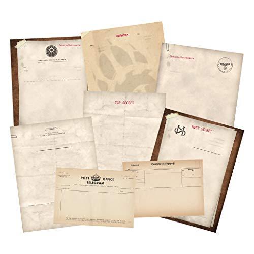 Edge Entertainment documentos de la guerra secreta-pantalla del guardián-achtung cthulhu, color (EEMOAC03) , color/modelo surtido