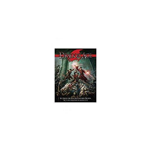 Edge Entertainment- Dragon Age: Caja Básica (Set 1) - Español, Color (EDG2801)
