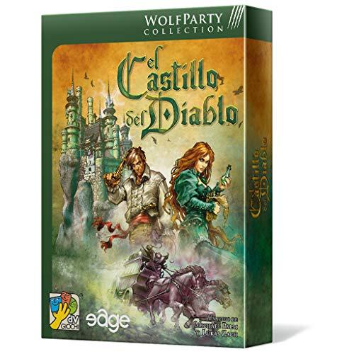 Edge Entertainment-El Castillo del Diablo-español, Color (EDGLT03)