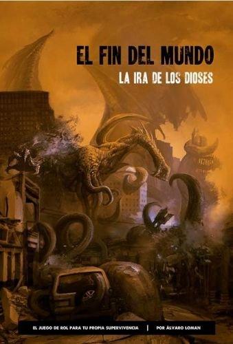 Edge Entertainment-El Fin del Mundo: la ira de los Dioses-Español, Color (EDGEW002)