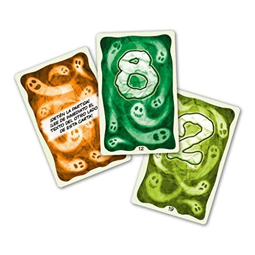 Edge Entertainment- Fantasma, juego de mesa (EE2FFW01) , color, modelo surtido