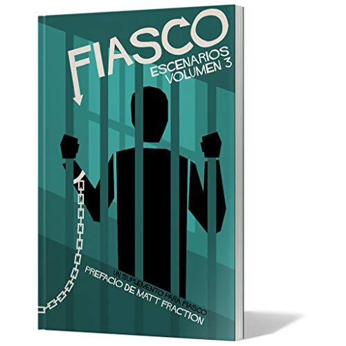 Edge Entertainment- Fiasco: Escenarios Vol. 3 - Español (EEBPFI05)