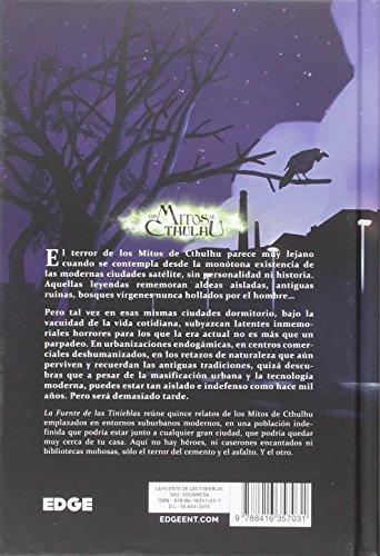 Edge Entertainment-La Fuente de Las Tinieblas, Multicolor (EDGNMC04)