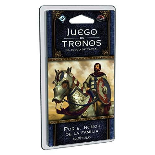 Edge Entertainment - Por el Honor de la Familia: Juego de Tronos: el Juego de Cartas (EDGGT11)