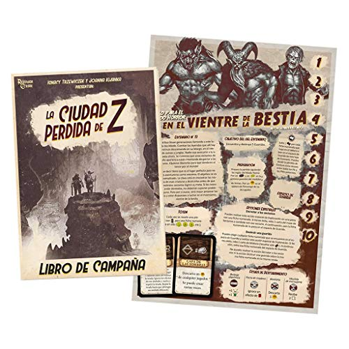 Edge Entertainment- Robinson Crusoe: Relatos Misteriosos, Color (EEPGRC02)