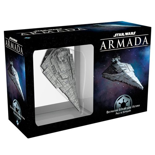 Edge Entertainment- Star Wars Armada: Destructor Estelar, Clase Victoria (SWM02)