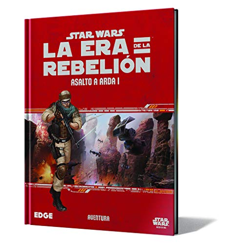 Edge Entertainment- Star Wars era de la rebelión: Asalto a arda i - español. (EDGSWA04)