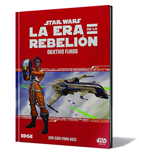 Edge Entertainment- Star wars: la era de la rebelión - objetivo fijado - Español (EDGSWA25) , color/modelo surtido