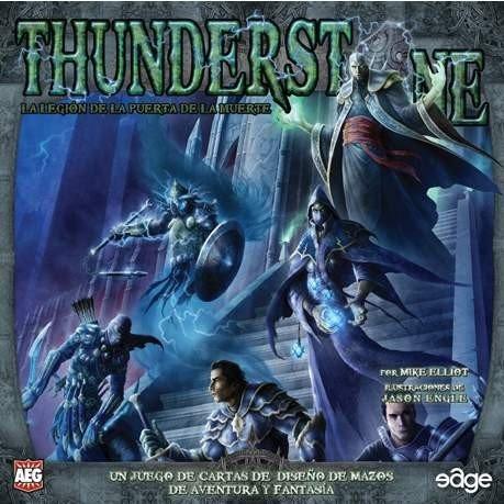 Edge Entertainment- Thunderstone La Legión de la Puerta de la Muerte - Español, Color (EDGTS03)