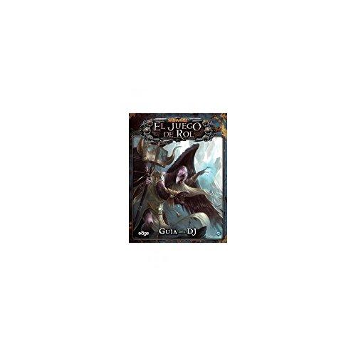 Edge Entertainment- Warhammer fantasy: guía del dj - español, Color (EDGWHF03) , color/modelo surtido