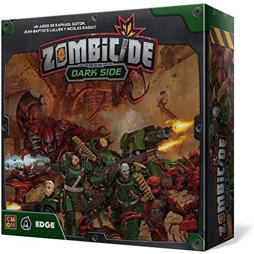Edge Entertainment- Zombicide Invader - Dark Side - Español, Color (EECMZI03)