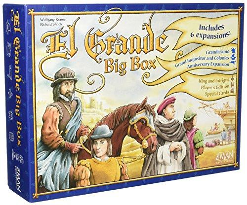 El Grande Big Box - Board Game - English