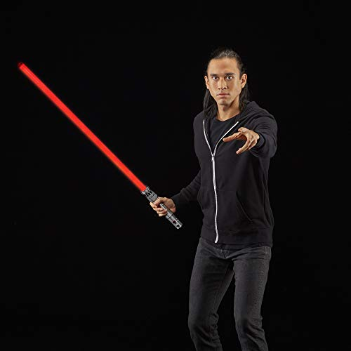 Entertainment Earth Distribution Star Wars The Black Series Darth Maul Force FX Lightsaber Standard