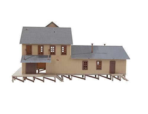 Escala H0 Kit Construcción Terminal De Carga