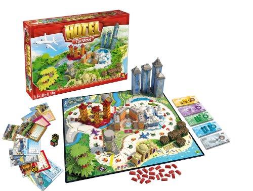 Esdevium Games Juego de Mesa Asmodee Hotel Tycoon, Juegos de Tablero, Los Mejores Precios