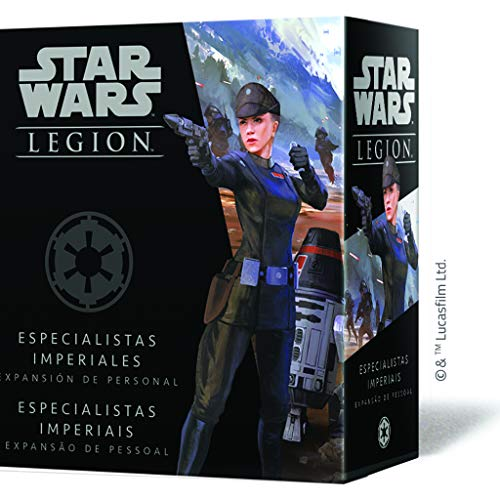 Fantasy Flight - Especialistas imperiales - Español (SWL27ES)