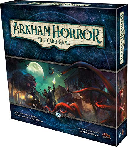 Fantasy Flight Games 'Arkham Horror' El Juego de Cartas