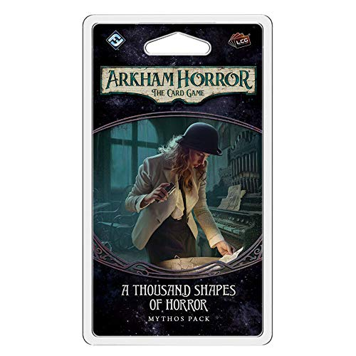 Fantasy Flight Games Arkham Horror LCG A Thousand Shapes of Horror Expansion