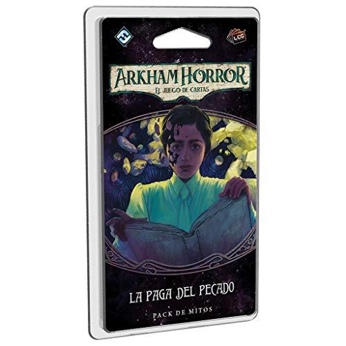 Fantasy Flight Games- Arkham Horror LCG: La Paga del Pecado (AHC31ES)