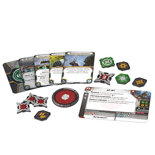 Fantasy Flight Games- AT-RT (FFSWL04) , color/modelo surtido