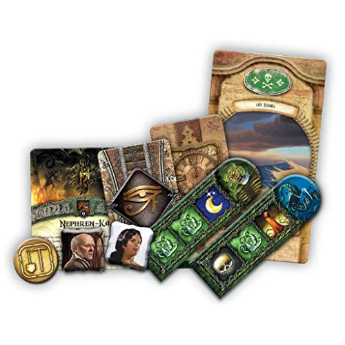 Fantasy Flight Games-El símbolo arcano: augurios del faraón-español, Color (SL20ES)