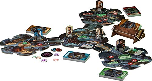 Fantasy Flight Games FFGAHB01 Arkham Horror tercera edición, colores surtidos