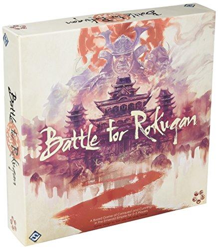 Fantasy Flight Games FFGL5B01 L5B01 - Battle for Rokugan, Multicolor