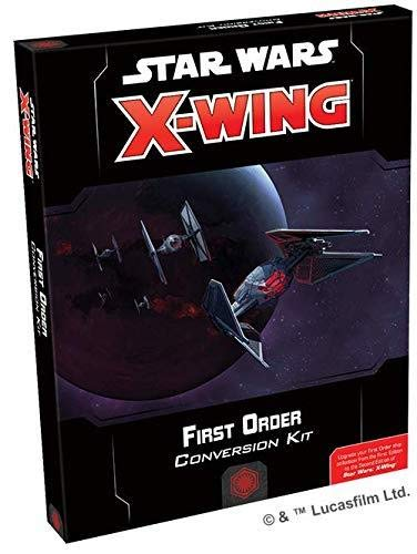 Fantasy Flight Games FFGSWZ18 Star Wars X-Wing: Kit de conversión de Primera Orden