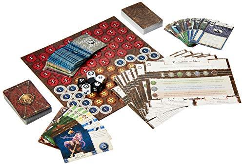 Fantasy Flight Games FFGTER01 Heroes of Terrinoth: El juego de cartas de aventura, varios colores , color/modelo surtido