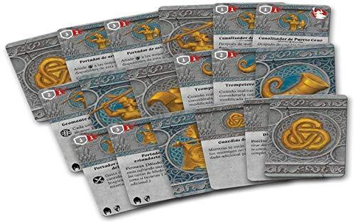 Fantasy Flight Games- Grupo de Mando de infantería de Daqan (Asmodee FFRWM05)