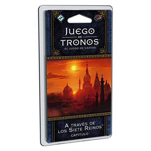 Fantasy Flight Games Juego de Tronos - A través de los Siete Reinos: Ciclo la Guerra de Los Cinco Reyes (Edge Entertainment EDGGT09)