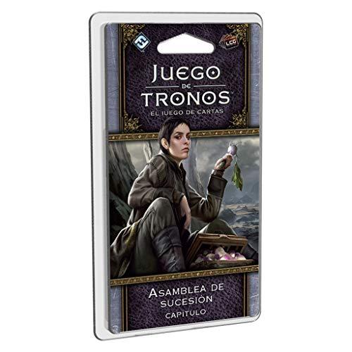 Fantasy Flight Games- Juego de tronos lcg: asamblea de sucesión - español, Color (FFGT25) , color/modelo surtido