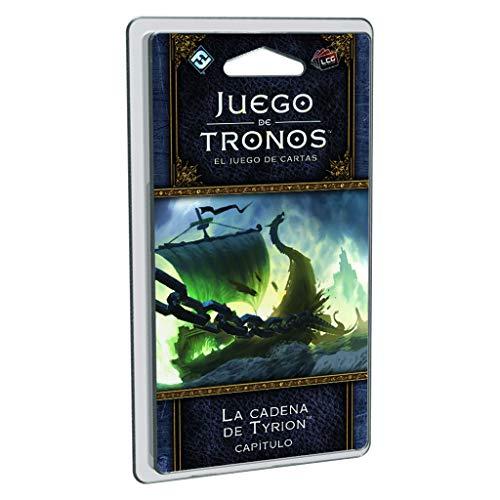 Fantasy Flight Games Juego de tronos lcg: la cadena de tyrion-español. (EDGGT14) , color/modelo surtido