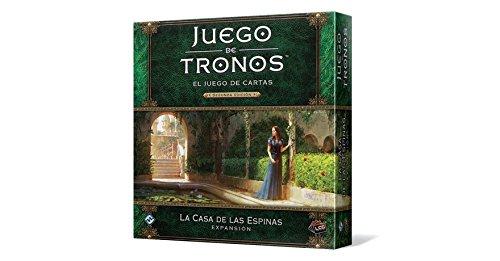 Fantasy Flight Games- Juego de Tronos lcg: la casa de Las Espinas - español, Color (FFGT29)