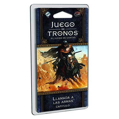 Fantasy Flight Games Juego de Tronos - Llamada a Las Armas: el Juego de Cartas (Edge Entertainment EDGGT10)