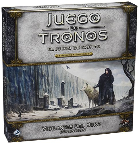 Fantasy Flight Games Juego de Tronos - Vigilantes del Muro, Juego de Cartas (Edge Entertainment FFGT22)