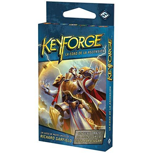 Fantasy Flight Games- KeyForge: La Edad de la Ascensión, Color (KF03ES)