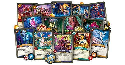 Fantasy Flight Games- Keyforge - Mundos en Colisión Caja de Inicio para 2 Jugadores, Color (KF07ES)