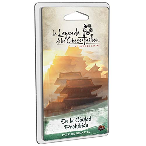 Fantasy Flight Games-La Leyenda De Los Cinco Anillos (FFL5C04) , color/modelo surtido